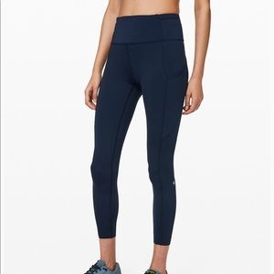 Lululemon Fast and Free non reflective